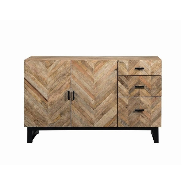 Reclaimed Mozaic Chevron Server. Opens flyout.