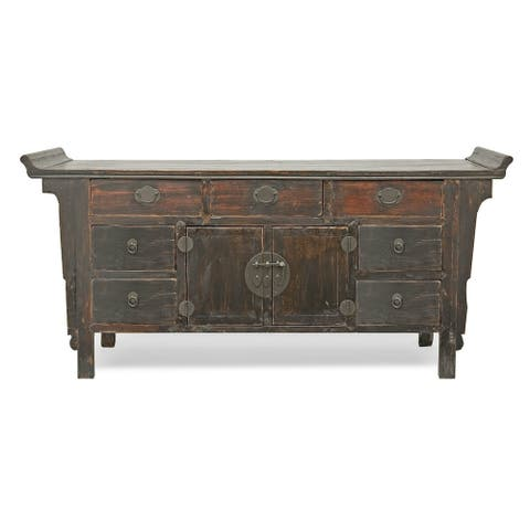 Kashan Solid Wood Storage Buffet