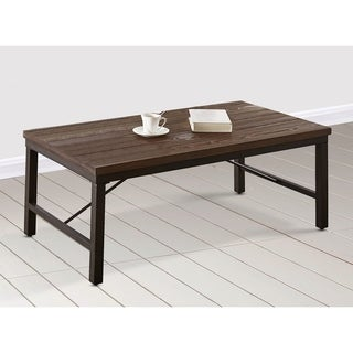 Jaxon Industrial Style Coffee Table by Greyson Living