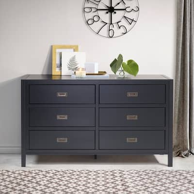Buy Black, Horizontal Dressers Online at Overstock | Our ...