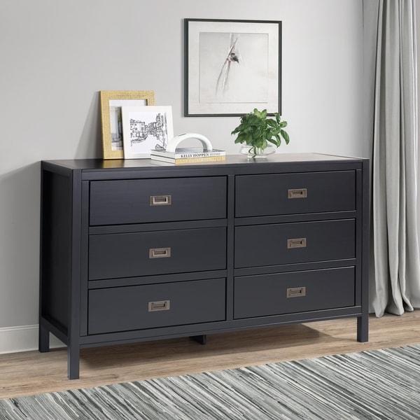 Carson Carrington Modern 6-Drawer Dresser