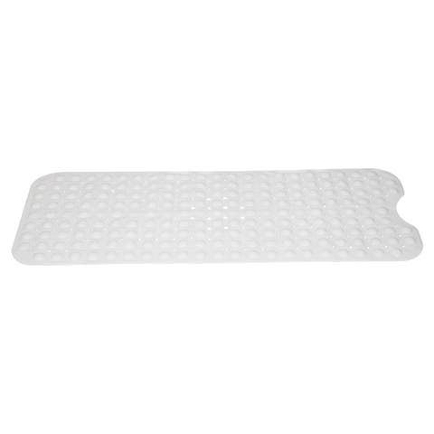 Non Slip Bathtub Mat, Shower Mats with Drain Holes