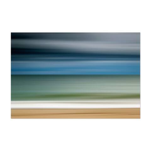 Noir Gallery Beach Abstract Nature Photo Unframed Art Print/Poster