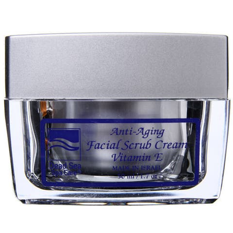 Anti-Aging Facial Scrub Cream (1.7oz)