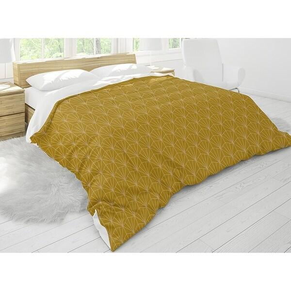 ART NOUVEAU GOLD Comforter by Kavka Designs. Opens flyout.