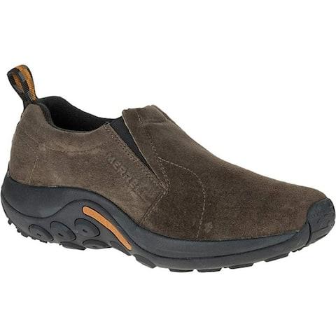 Merrell J60787 Men's Jungle Moc Slip-On Shoe, Gunsmoke, 9