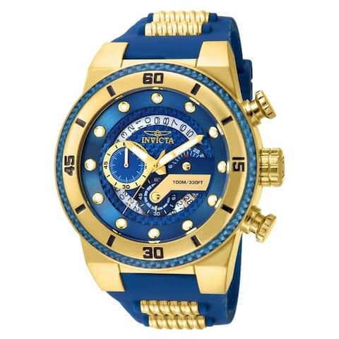 Invicta Men's S1 Rally 24224 Gold Watch