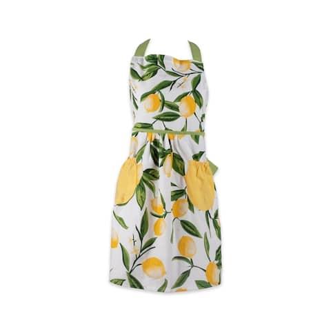 DII Lemon Bliss Kitchen Textiles, One Size Fits Most, Lemon Bliss, 1 Pieces