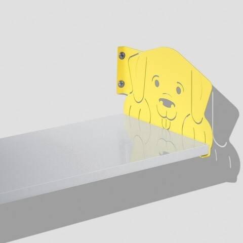 Dog Bookend Brackets