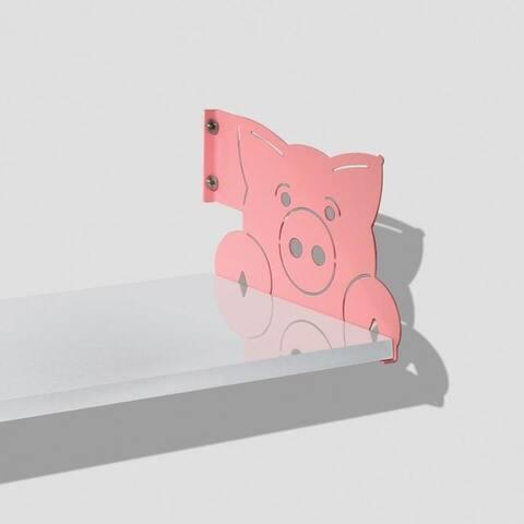 Pig Bookend Brackets