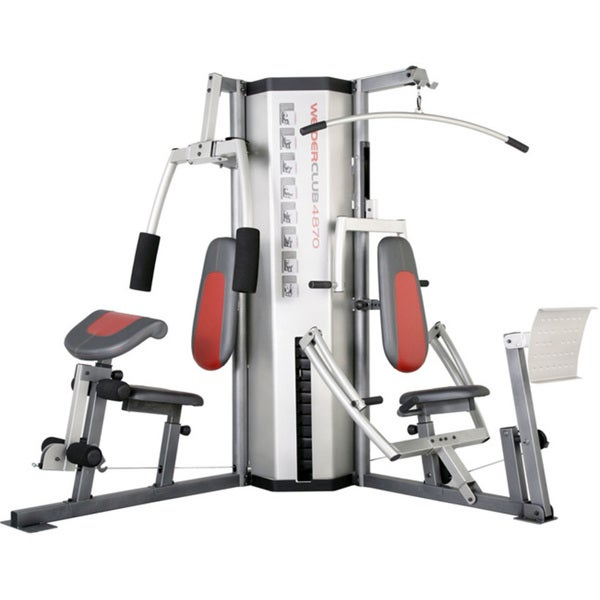 Shop weider club 4870 system free shipping today overstock 3048356