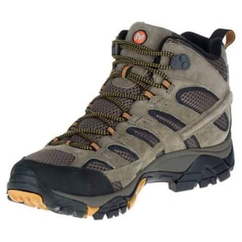 Merrell J06045 Men's Moab 2 Vent Mid Hiking Boot, Walnut, 11