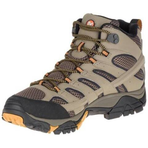 Merrell J06057 Mens Moab 2 Mid GTX Hiking Boot Wallnut 8