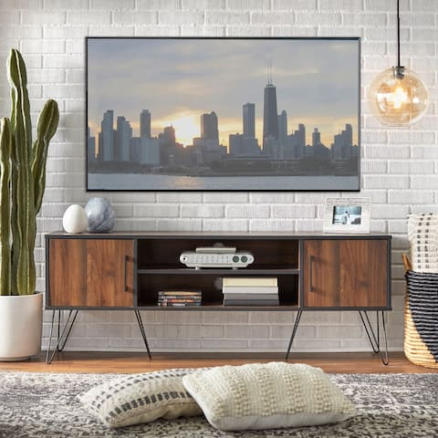 Simple Living Vintage TV Stand