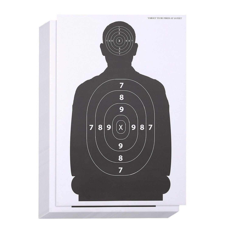 3000+ PRINTABLE SHOOTING TARGETS RANGE SHOOTING AIRSOFT BOW RIFLE BB GUN