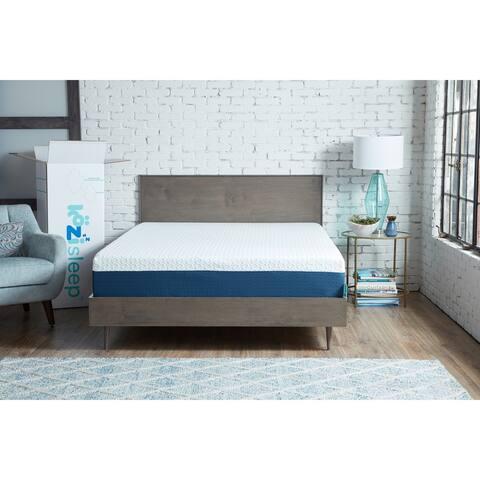 """Kozi Azul 11"""" Multi layer cooling mattress"""