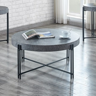 Memphis Round Coffee Table by Greyson Living
