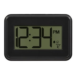 Link to La Crosse Technology 513-113 Digital Clock with Temperature & Timer Similar Items in Decorative Accessories