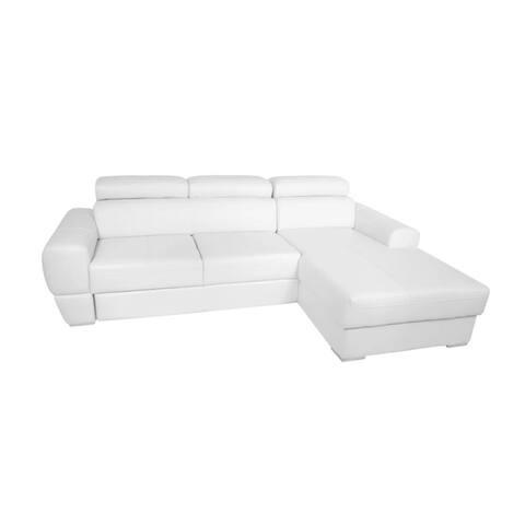 TOVEN Sectional Sleeper Sofa