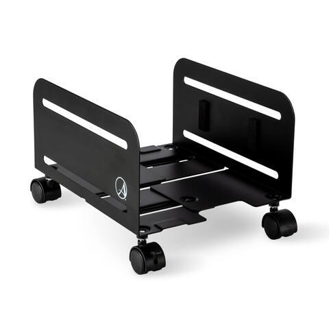 Atlantic Mobile CPU/Desktop/Tower Computer Cart