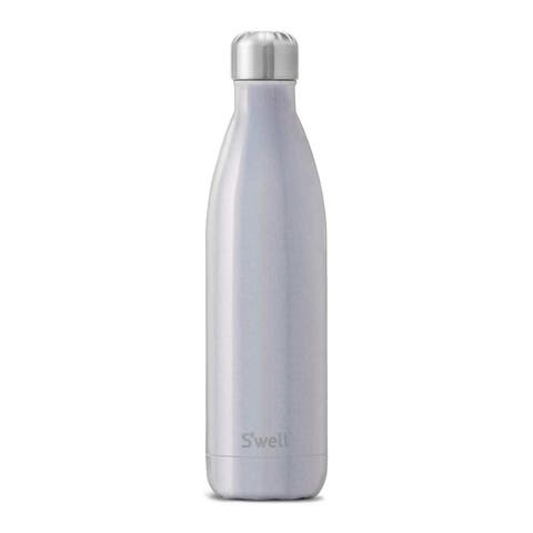 S'well MWGA-17-A17 Vacuum Stainless Steel Bottle, 17 oz, Milky Way