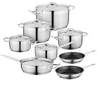 Kasta 18/10 SS 6pc Cookware Set