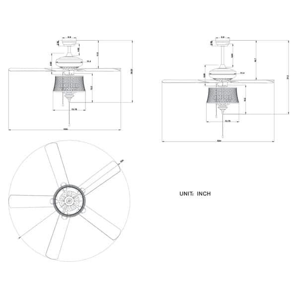 Ceiling Fan Pull Chain Diagram