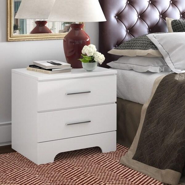 Copper Grove Luanshya 2-drawer Nightstand