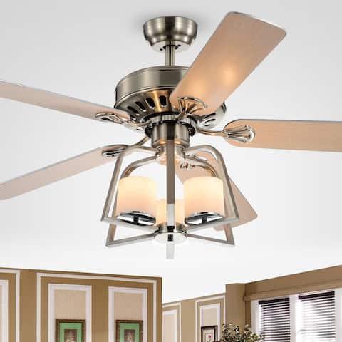 Copper Grove Uongbi 52-inch 5-blade Ceiling Fan