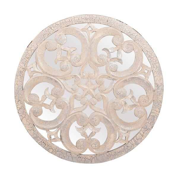 """Poeyfarre Traditional Wall Accessory by Christopher Knight Home - 40.00"""" W x 0.50"""" D x 28.00"""" H. Opens flyout."""