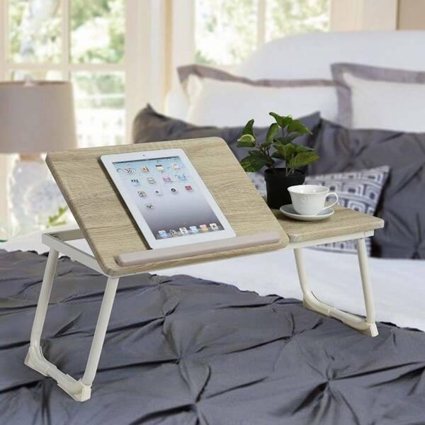 Adjule Laptop Desk For Bed