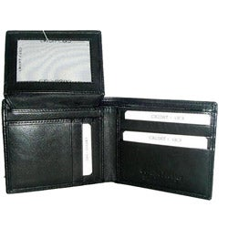 Kozmic Leather Bi-fold Wallet - Thumbnail 2