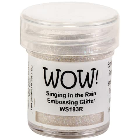 WOW! Embossing Powder 15ml-Singing In The Rain