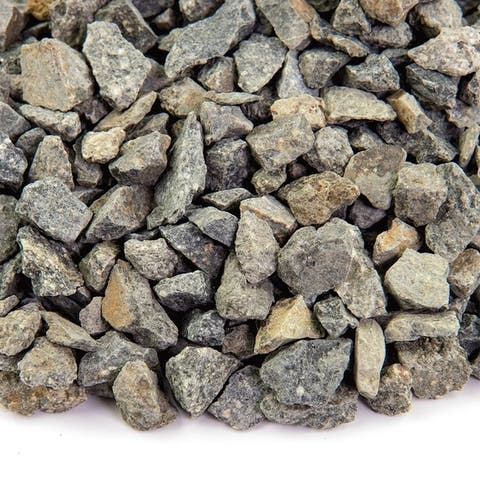 Landscape Rock and Pebble Natural, Decorative Stones and Gravel for Landscaping, Gardening, Potted Plants, and More