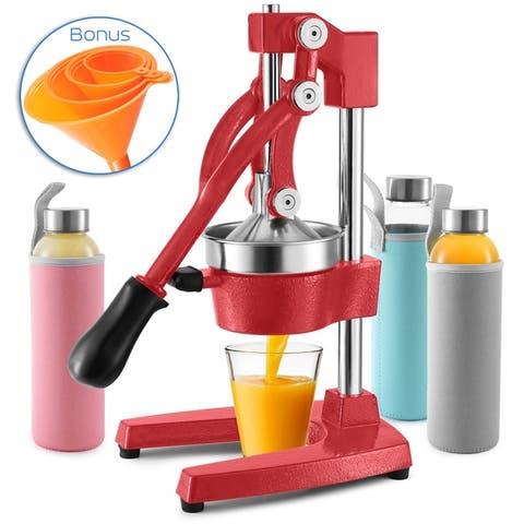 SleekDine Professional Citrus Juicer Set