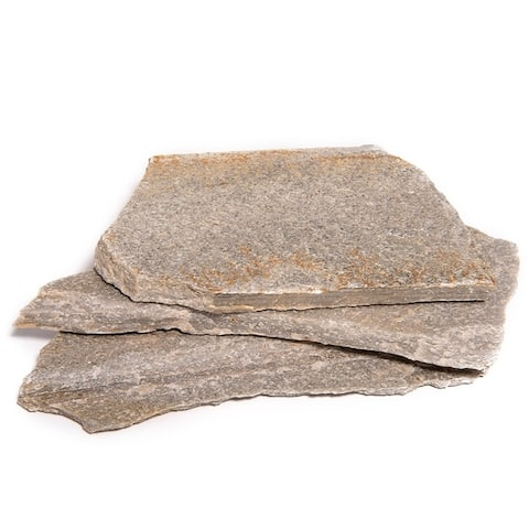 Landscape Patio Natural Flagstone Pathway Stepping Stone Slabs