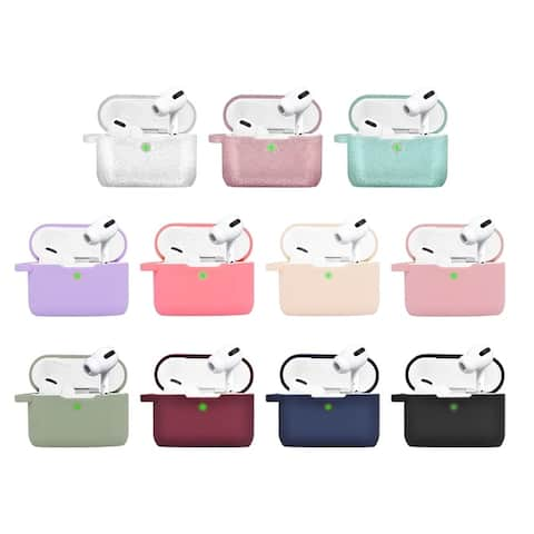 Airpods Pro Furbulous Collection 3-In-1 Thick Silicone Tpu Case