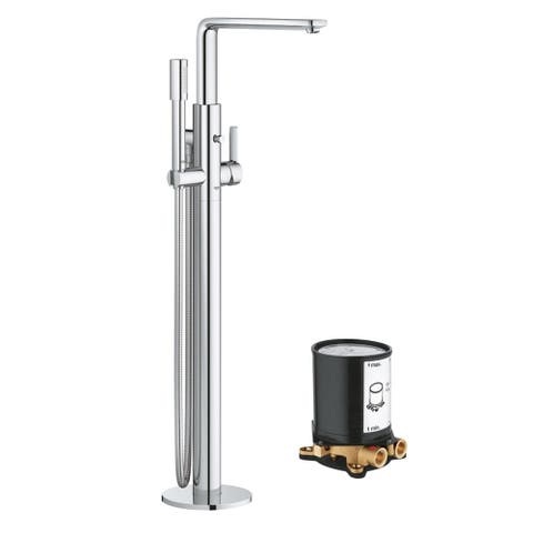Grohe Lineare Tub Filler Faucet Kit with Rough-in