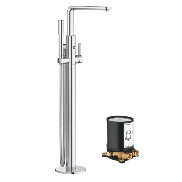 Grohe Lineare Tub Filler Faucet Kit with Rough-in. Opens flyout.