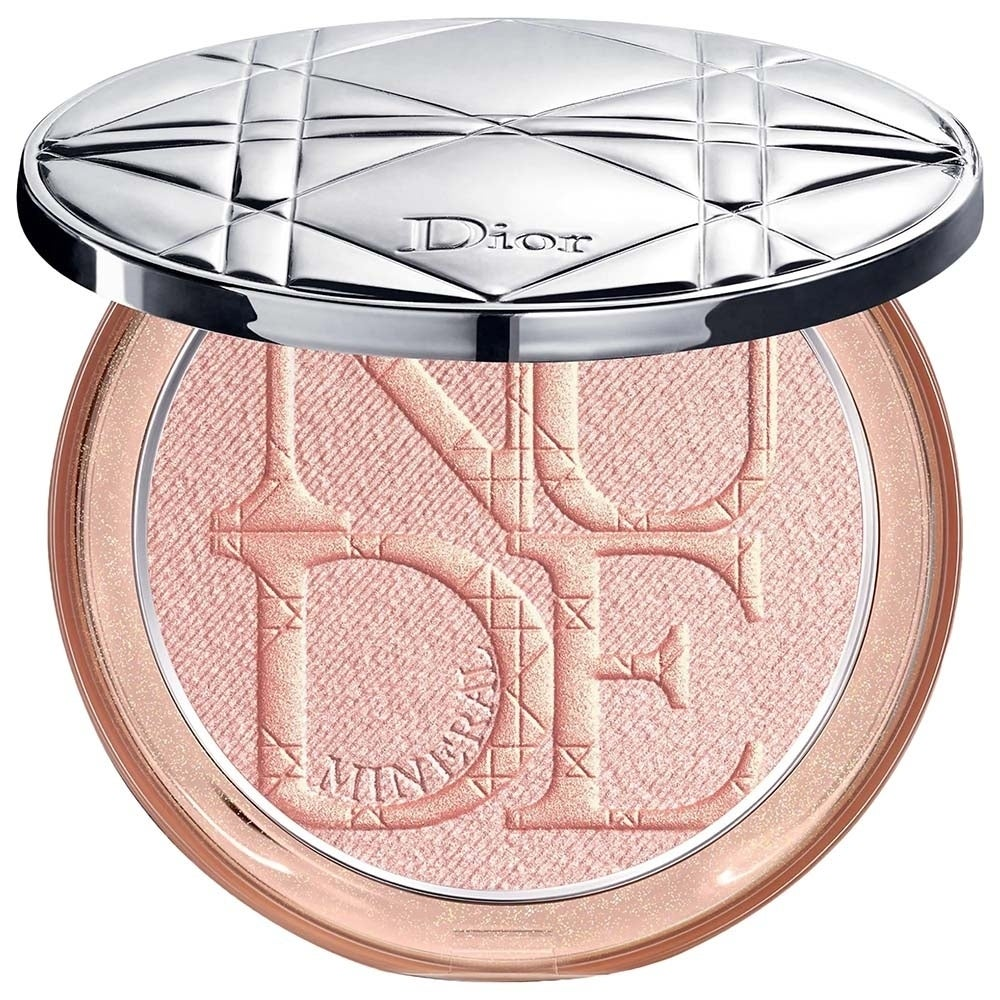 Christian Dior Diorskin Nude Luminizer Shimmering Glow Powder 01 Nude Glow
