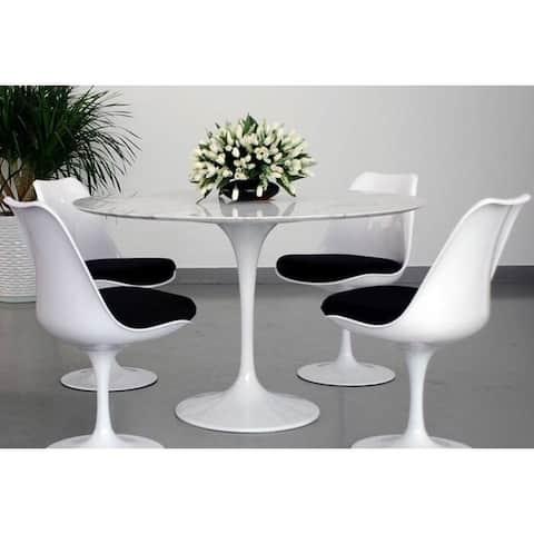 Carson Carrington Kankback Round 32-inch Dining Table