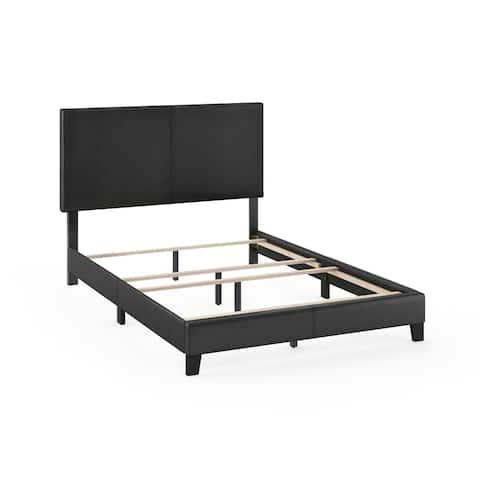Furinno Pessac Upholstered Bed Frame