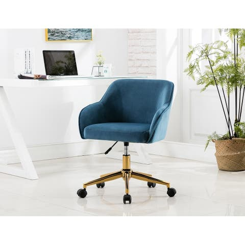 Silver Orchid Orla Upholstered Office Chair