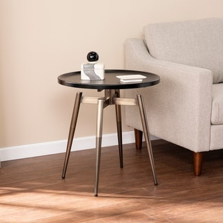 Holly & Martin Lockmere Midcentury Modern End Table