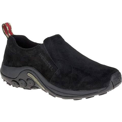 Merrell J60825 Men's Jungle Moc Slip-On Shoe, Midnight, 9