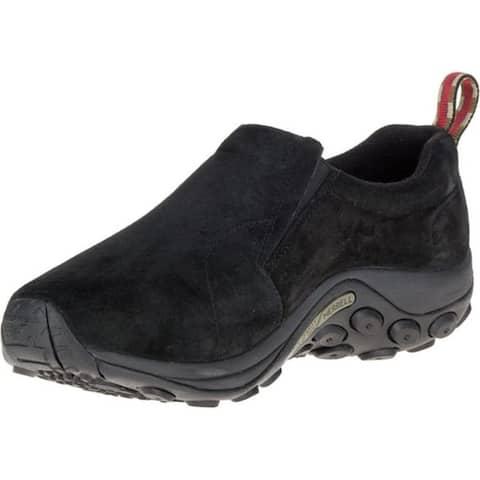 Merrell J60825 Men's Jungle Moc Slip-On Shoe, Midnight, 10