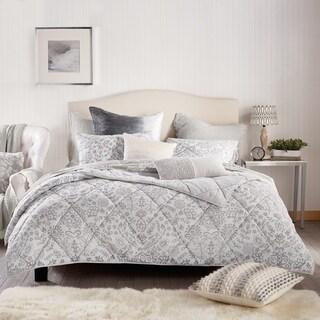 Sai Floral Print Cotton Quilt