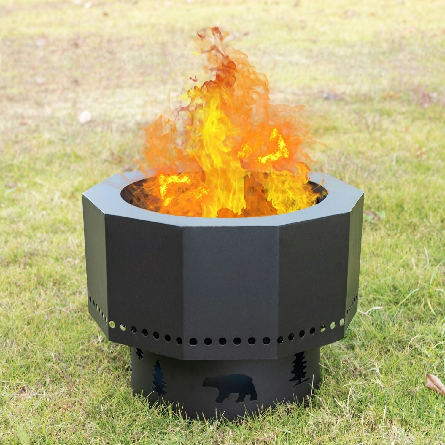 Kinbor 15 7 Outdoor Fire Pit