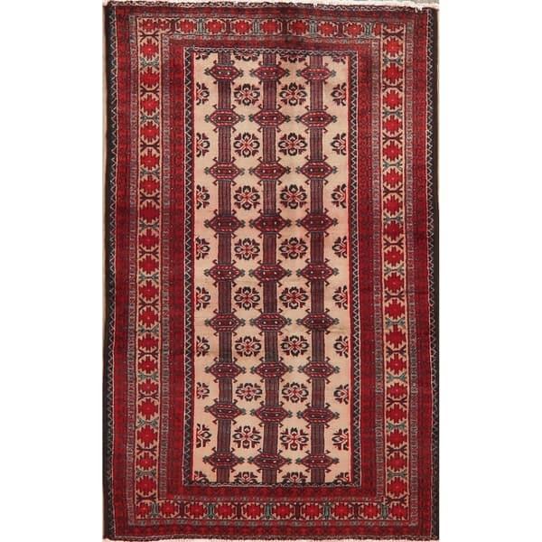 Shop Geometric Bokhara Area Rug Handmade Oriental Kitchen Carpet
