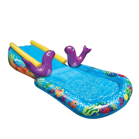 Banzai My First Water Slide Outdoor Toy